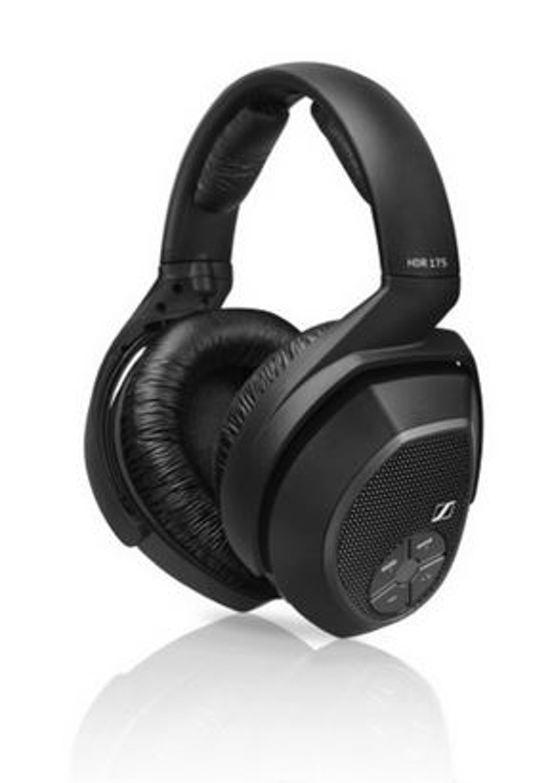 Sennheiser HDR 175 - Draadloze over-ear koptelefoon - Zwart
