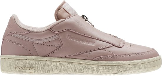 Baskets Reebok Dames Zip Club C85 Rose eKbyTH