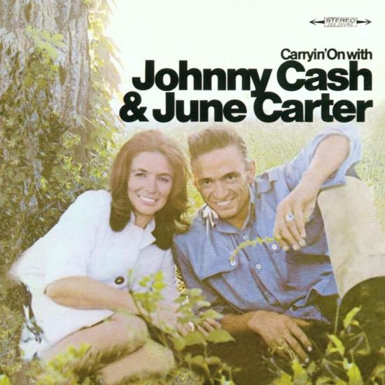 Carryin' On With Johnny And June