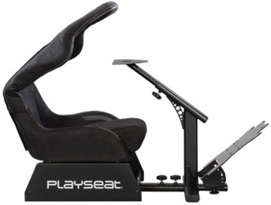 Playseat Evolution Seat Alcantara - Zwart