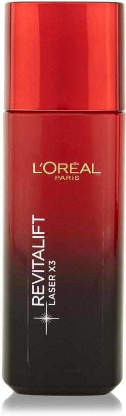 L'Oréal Revitalift Laser X3  Nachtcrème – 125 ml - Anti-aging