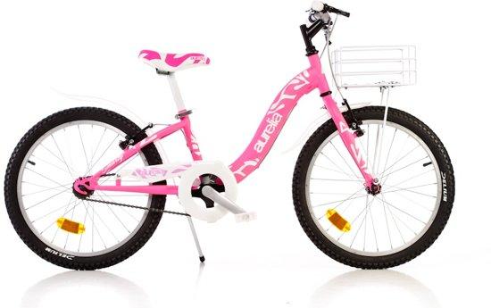 Dino 204r - Kinderfiets - Meisjes - Roze - 20 Inch