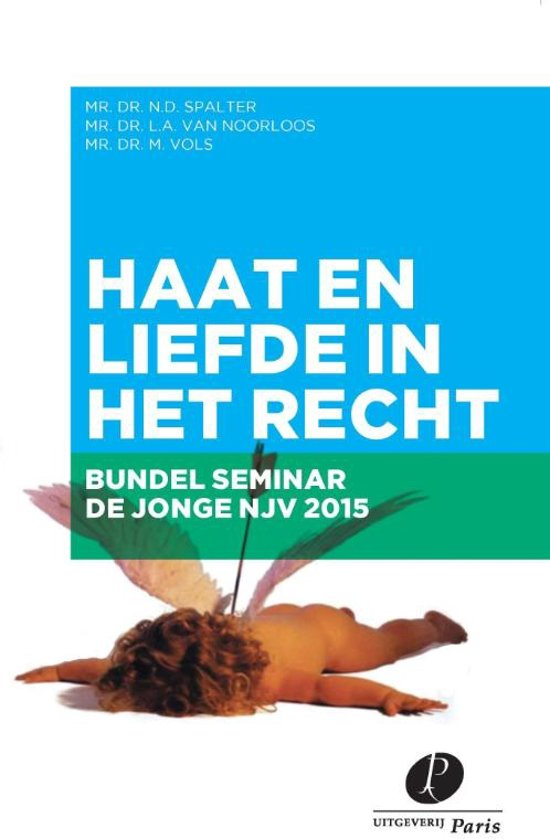Congresbundel de Jonge Nederlandse Juristenvereniging 2015
