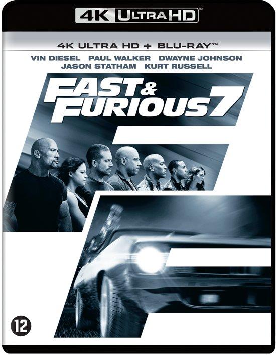 Fast & Furious 7 (4K Ultra HD Blu-ray)