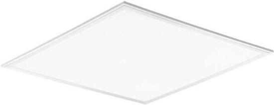 LED Paneel 60x60 cm Neutraal Wit, 36W, Incl. Driver + Wieland Kabelstekker GST18I3 Male