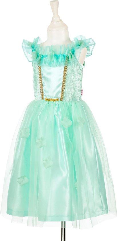 7cebed9ae71794 Janette mint groen jurk
