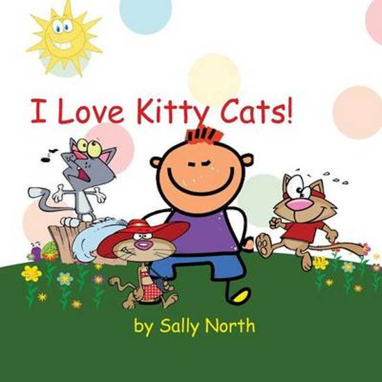 I Love Kitty Cats! (Boy Version)