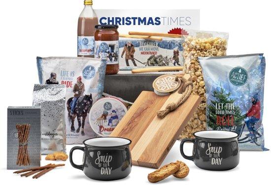 Kerstpakket Soup of the day
