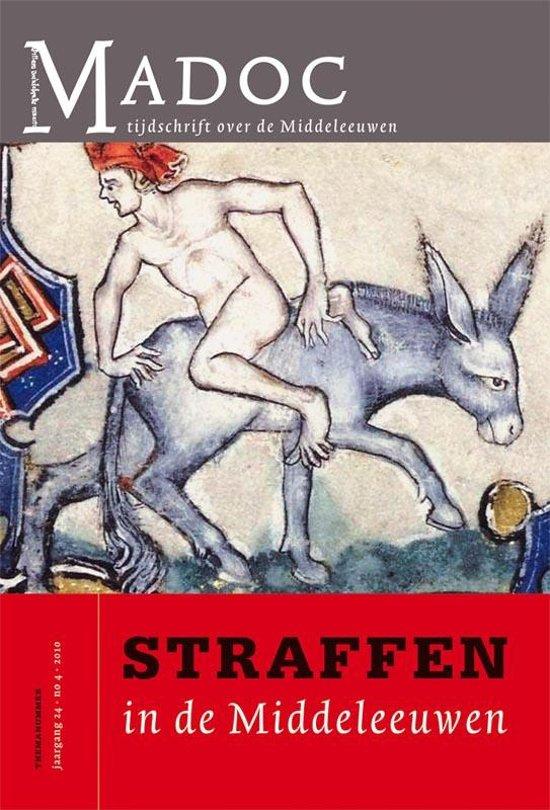 Madoc 24/4 - Straffen in de Middeleeuwen