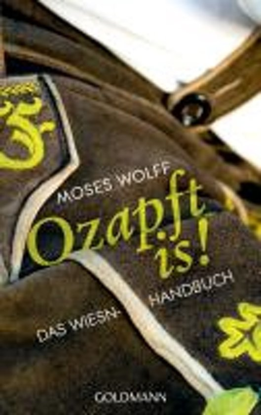 Ozapft is!