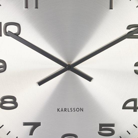 Karlsson Maxie Wandklok à 50 cm