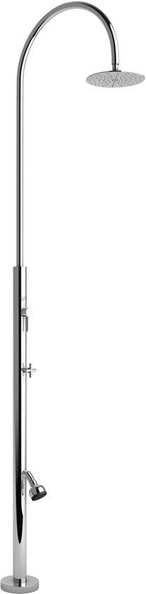 RVS Buitendouche ARIA Cylinder ML Knox
