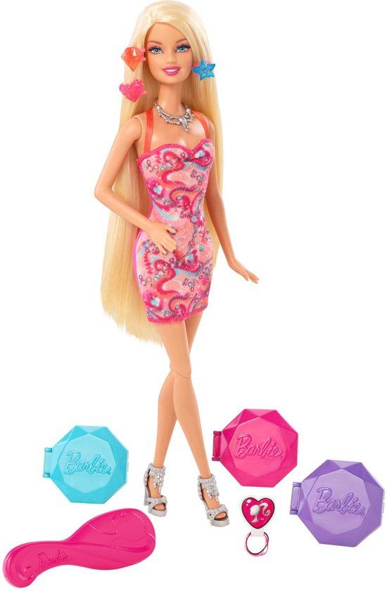 barbie haarsalon