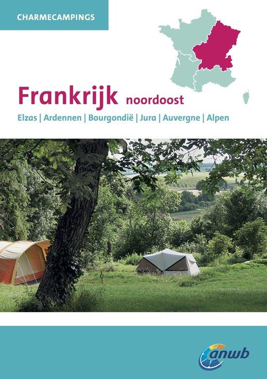Bolcom Anwb Charmecampings Frankrijk Noordoost 9789018038434