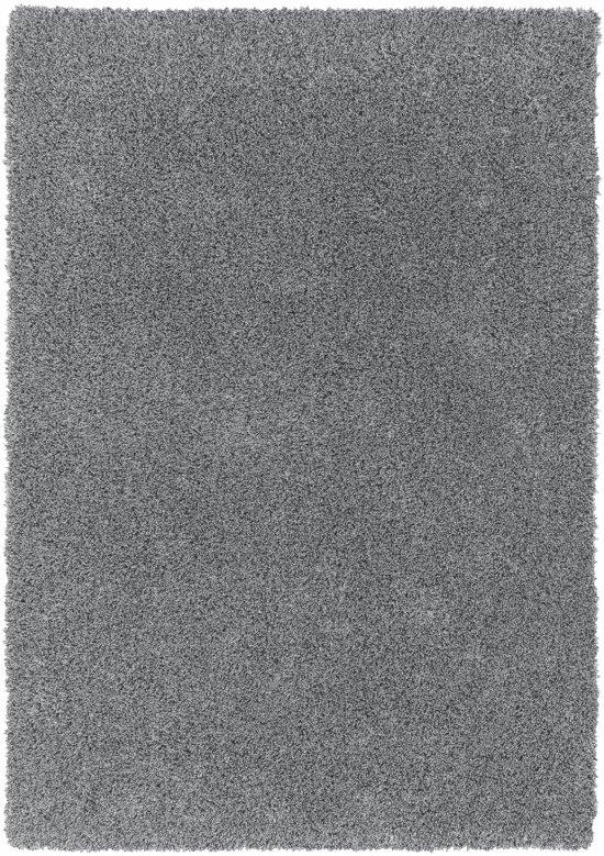 Hoogpolig vloerkleed Grijs 170 x 240 cm Schöner Wohnen New Feeling