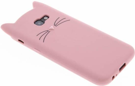 Cas Tpu Chat Noir Pour Samsung Galaxy A5 (2017) P9Lii