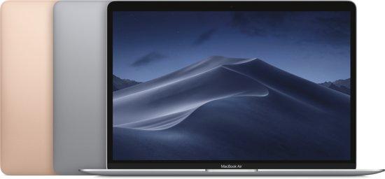 """Apple MacBook Air 13,3"""" (2018) MREE2N/A Goud"""