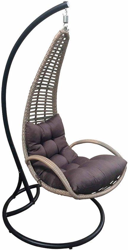 Hangstoel Egg Chair.Bol Com Hangstoel Egg Chair Bonaire