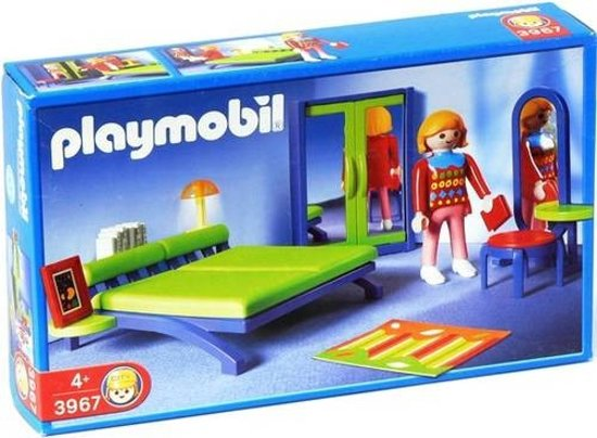 bol.com | Playmobil Luxe Villa Slaapkamer - 3967, PLAYMOBIL | Speelgoed