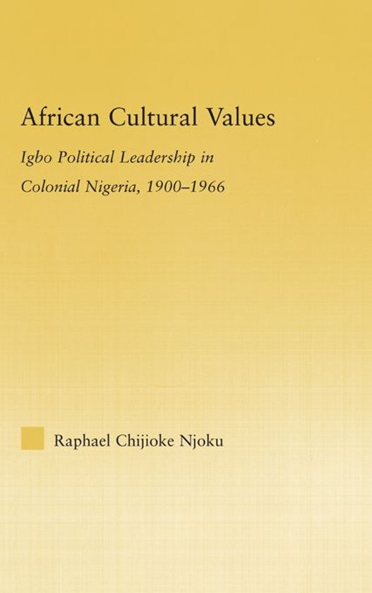 an introduction to the history of colonialism in nigeria Pre-colonial justice system in southern nigeria introduction before the advent of colonialism, the entity today called nigeria was inhibited by diverse groups who lived in an independent, well organized and coordinated manner.