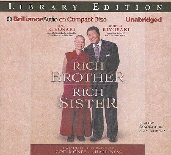 Bolcom Rich Brother Rich Sister Emi Kiyosaki 9781423372882