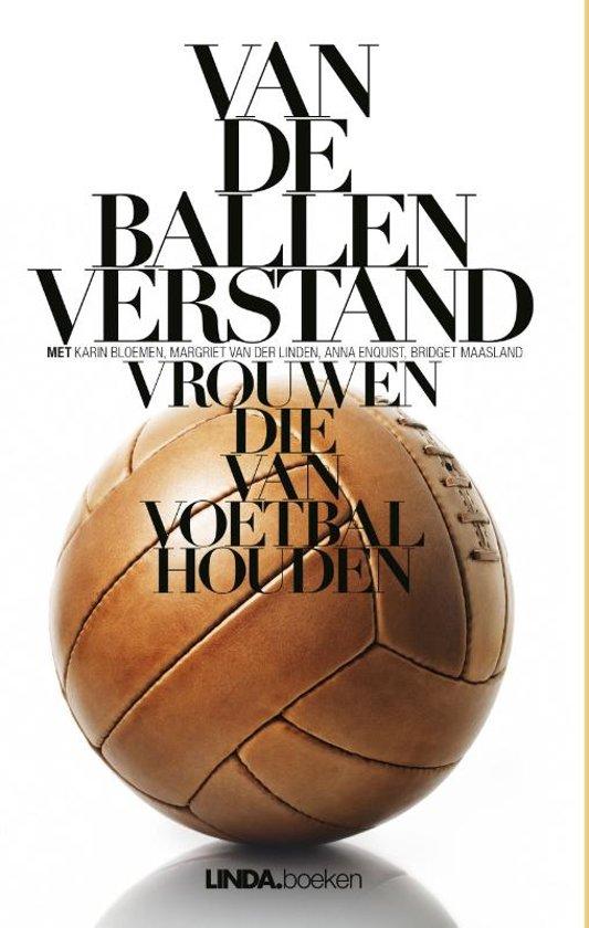 Boek cover Van de ballen verstand van Margriet van der Linden (Paperback)