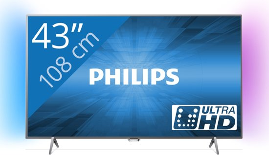 Philips 43PUS6401 - 4K tv