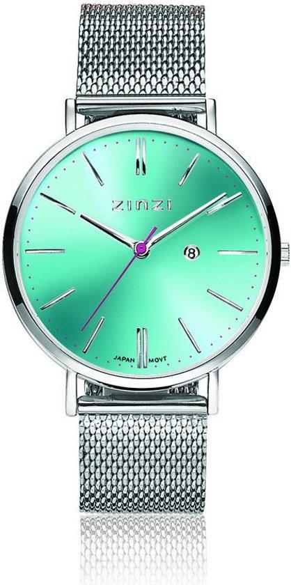 ZINZI horloge ZIW411M - Mesh band + gratis Zinzi armbandje 58099bf90b