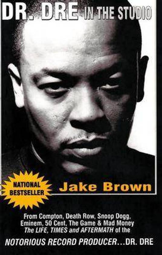 Boek cover Dr. Dre in the Studio van Jake Brown (Paperback)