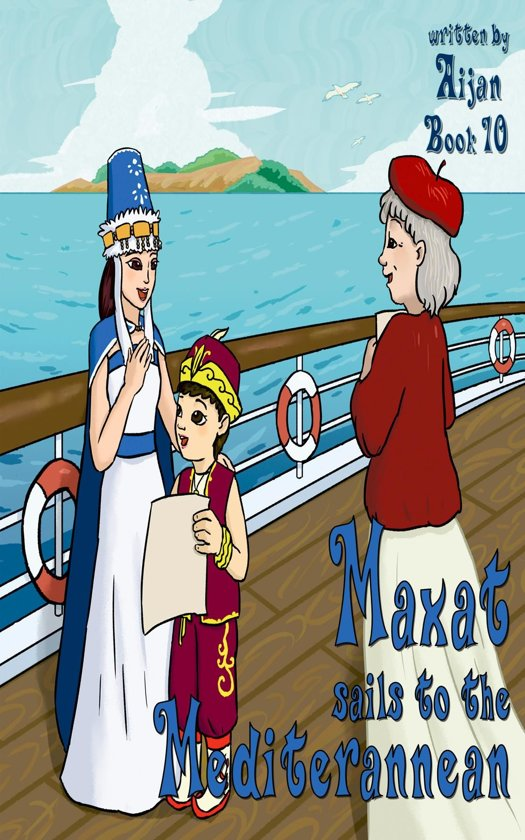 Maxat Sails to the Mediterranean