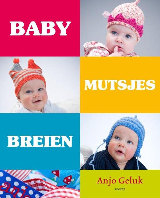 Bolcom Babymutsjes Breien Anjo Geluk 9789058778819 Boeken