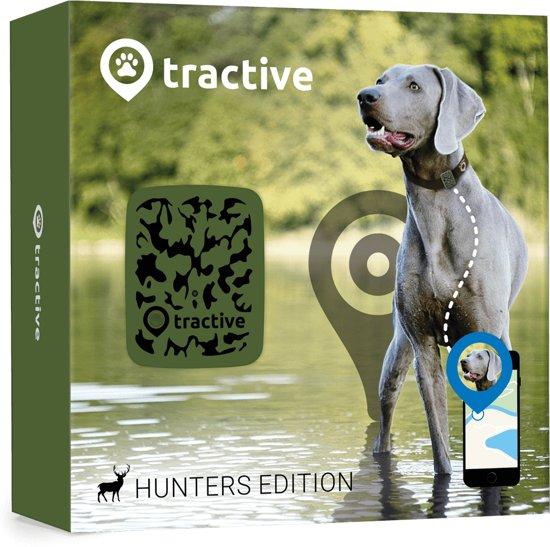 Tractive GPS Tracker Hond - Hunter Edition