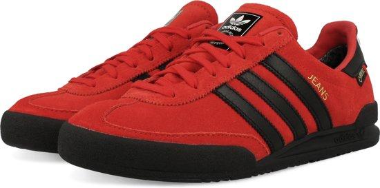 adidas JEANS GTX S80001 - schoenen-sneakers - Unisex - rood - maat 36