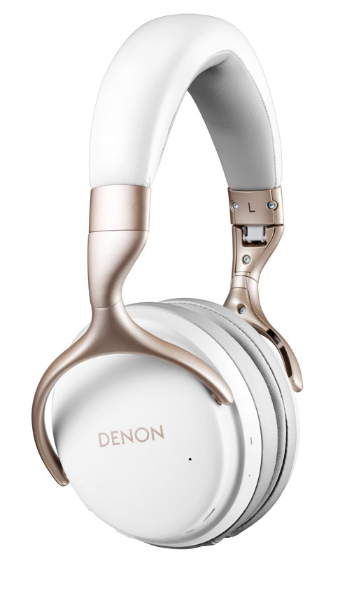 Denon AH-GC25W Wit