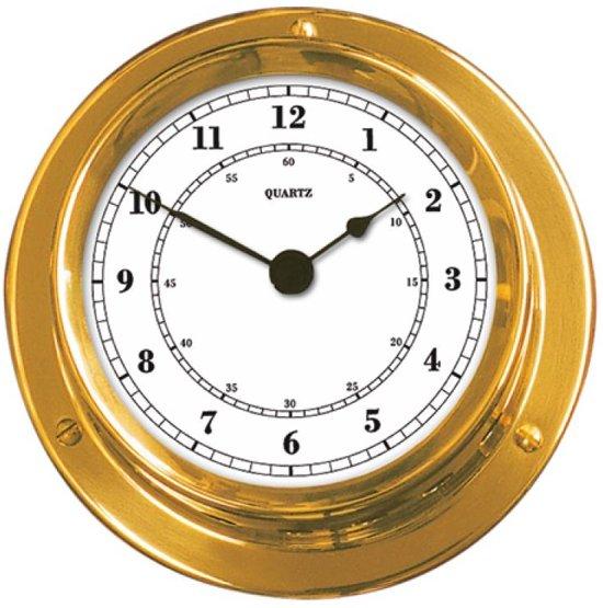Talamex serie 125 messing / Barometer