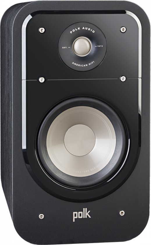 Polk Audio S20 Zwart (per paar)
