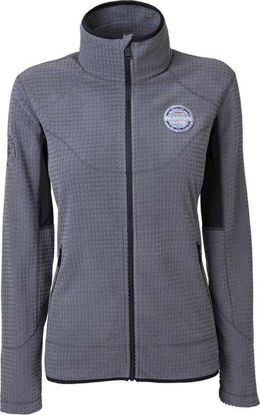 Maat Dames 38 Cascos Gray Stone Fleece M Pk International Jacket xIwF00Tq