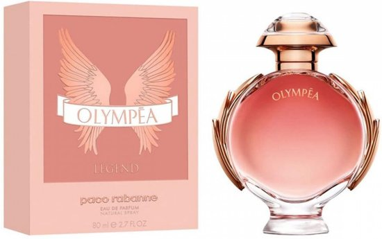 Paco Rabanne Eau de parfum Olympea Legend 80 ml