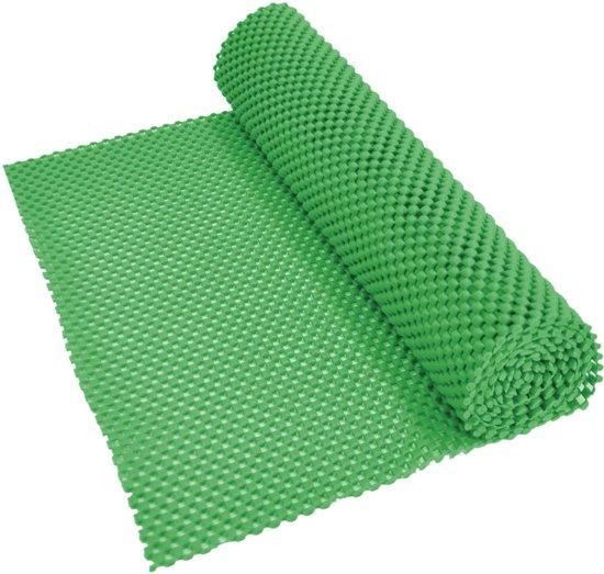 Anti Slip Matje.Aidapt Anti Slip Mat Groen Voor Lade Dienblad Vloer