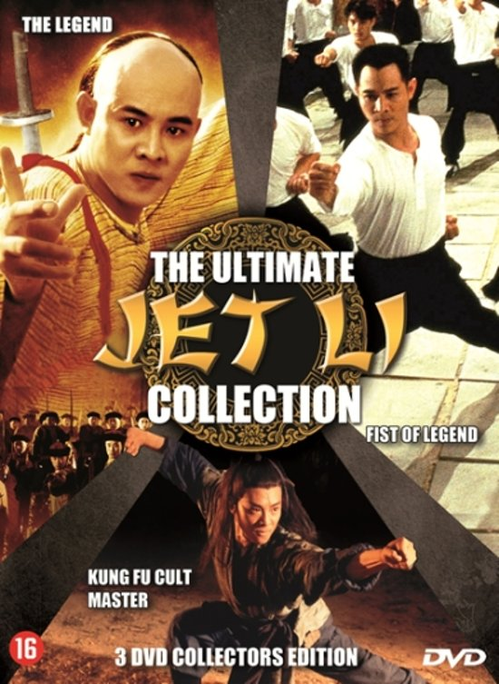 Jet Li - The Ultimate Collection (Collector's Edition)