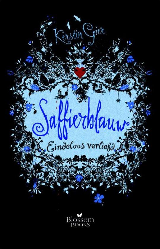 Eindeloos verliefd - Saffierblauw | Jubileumuitgave