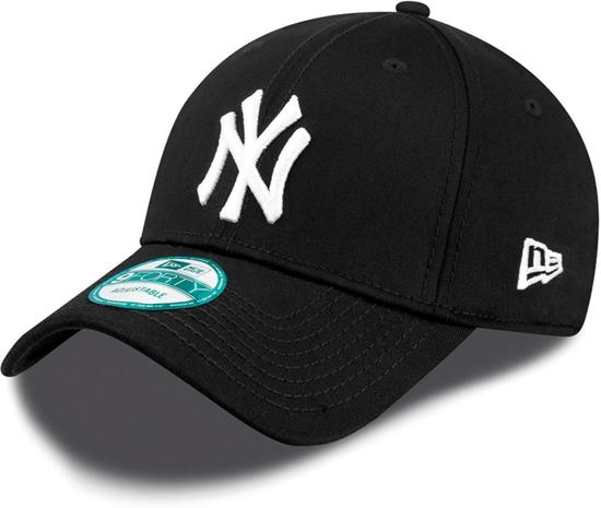 New Era 9Forty NEW YORK YANKEES BLKWHI