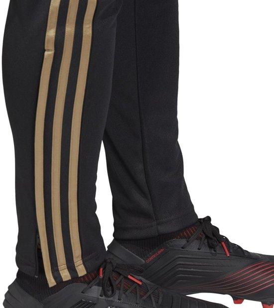 adidas Real Madrid presentatiepak heren 2019/2020 zwart/goud