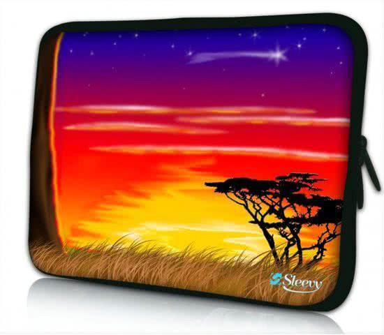 "10"" laptop/tablet hoes Afrika - Sleevy"