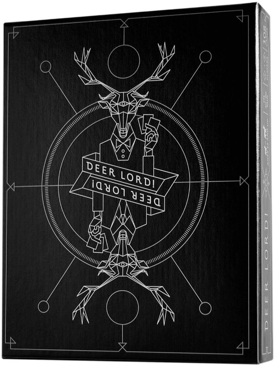 DEER LORD! a party card game