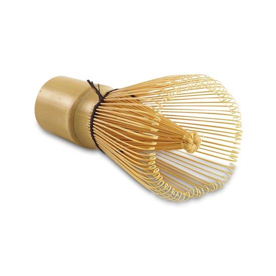 Bamboe Matcha Klopper - Chasen