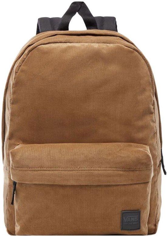 c7e24ef558f bol.com | Vans Deana III Backpack Rugzak Vrouwen - Dirt