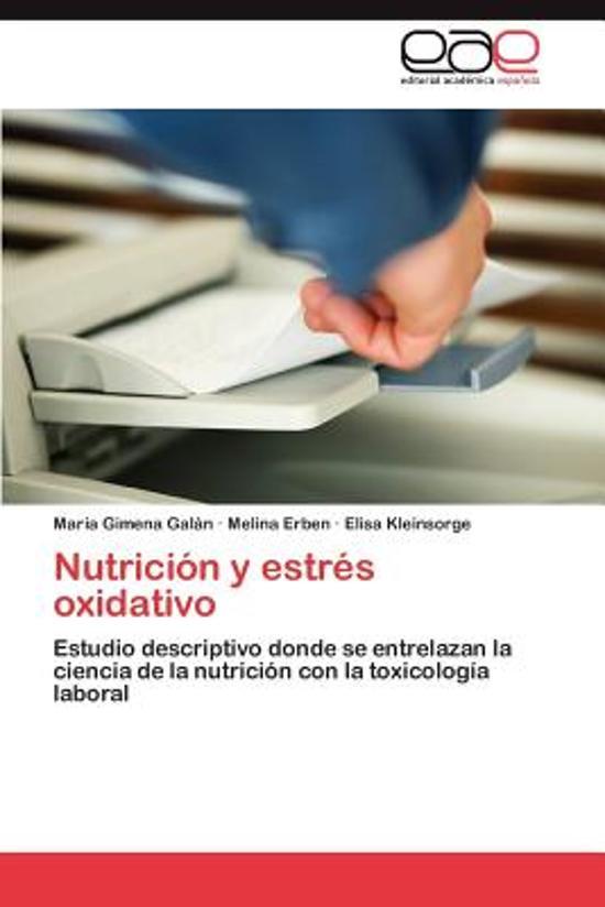 Nutricion y Estres Oxidativo