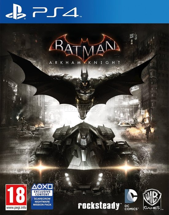 Batman Arkham Knight (Includes Harley Quinn DLC) kopen