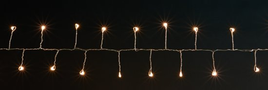 bol.com   CBD ivy draad verlichting zilver draad - 6,75 m - LED warm wit